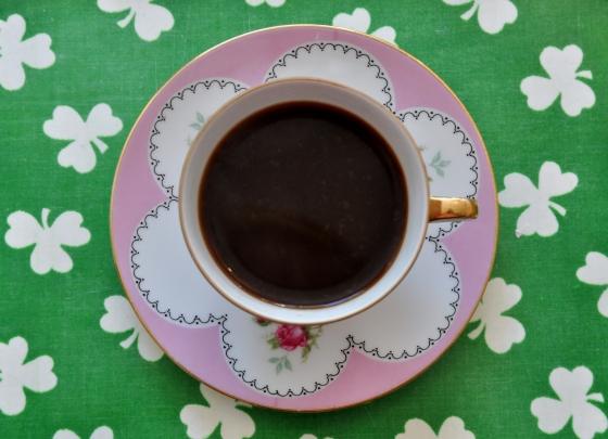dagens kopp rosa